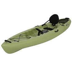 Lifetime Weber 132 Kayak, Olive Green