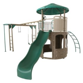 Lifetime Adventure Tower Deluxe Playset