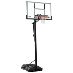 "Lifetime 54"" Portable Basketball Goal"