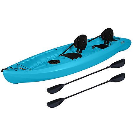 Lifetime Envoy 106 Tandem Kayak (Paddles Included), 90931