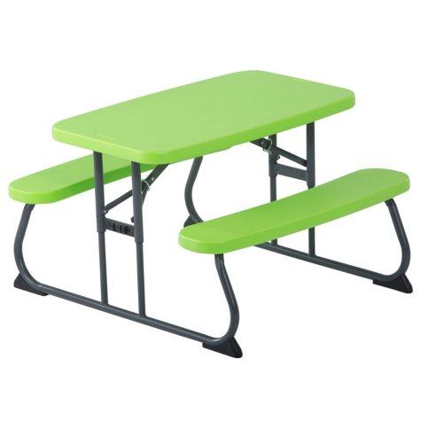 Lifetime Children's Picnic Table (Assorted Colors)
