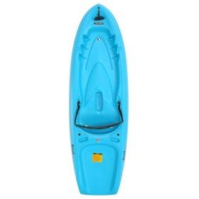 "Lifetime Dash 6' 6"" Youth Kayak, Glacier Blue, 90787"