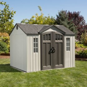 Vinyl Storage Sheds Amp Steel Storage Sheds Sam S Club