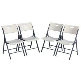Pleasing Lifetime Contemporary Commercial Folding Chair 4 Pack Ocoug Best Dining Table And Chair Ideas Images Ocougorg