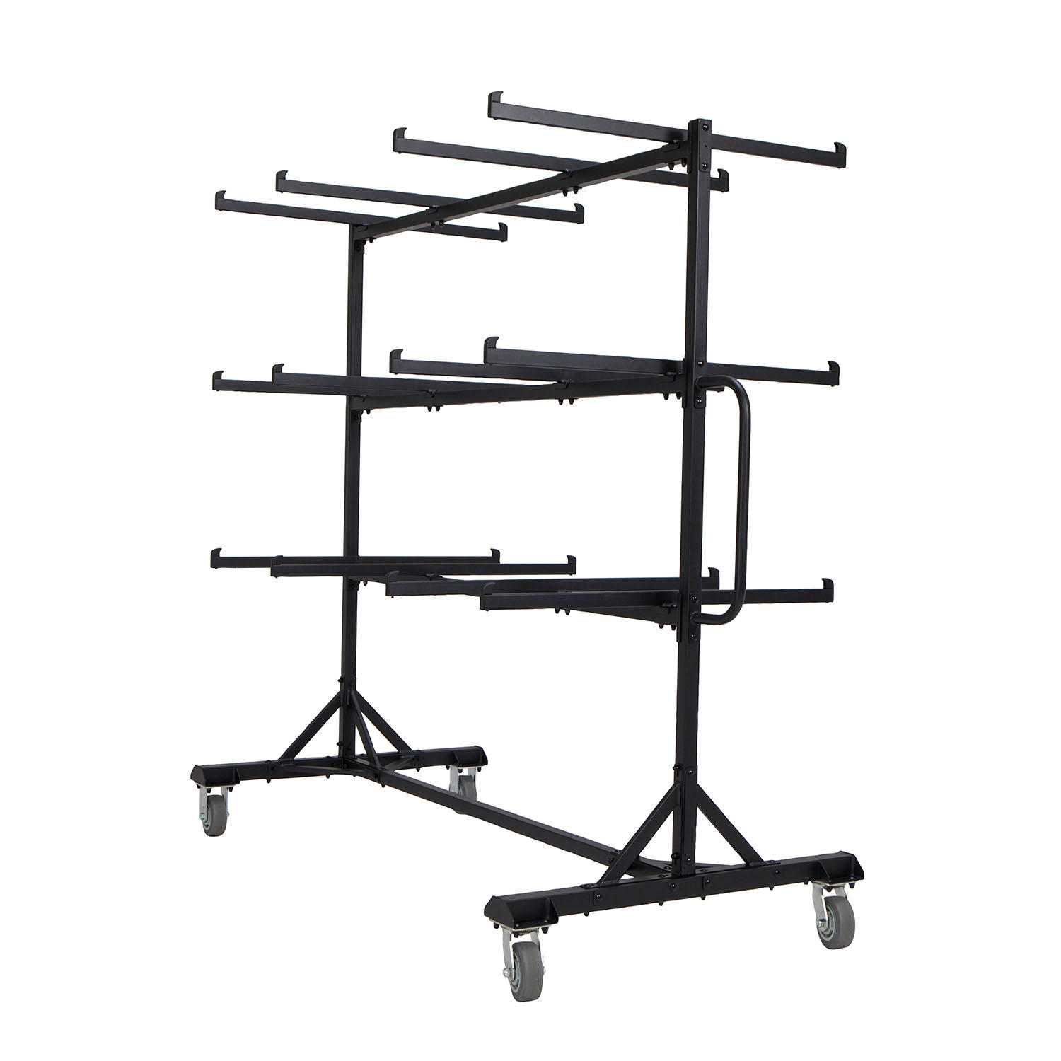 Lifetime 72 Chair Cart Upright