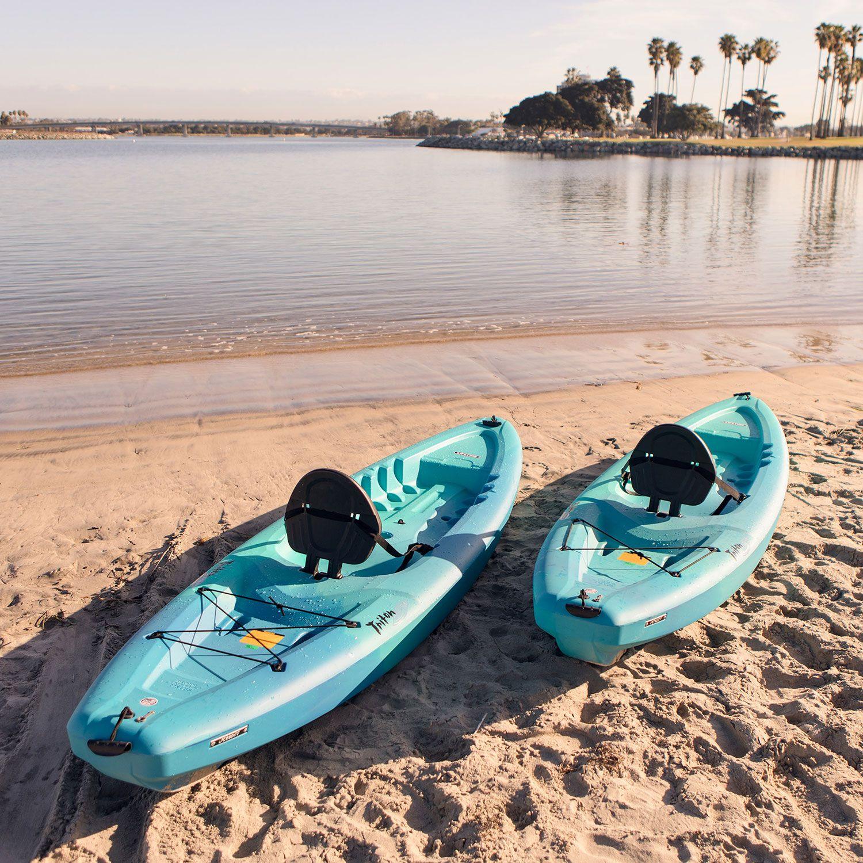 $598.00 Lifetime 90894 Triton 100 Sit-On-Top Kayak