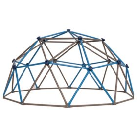 Lifetime 54-Inch Climbing Dome – Blue and Brown