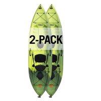 Lifetime Tamarack Angler 10' Fishing Kayak 2 Pk