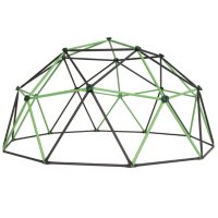 Lifetime 66-Inch Climbing Dome – Mantis Green and Bronze