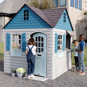 Lifetime 6ft x 6ft x 7 ft Tall Imagination Playhouse, 290980