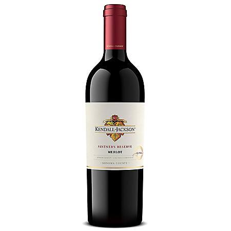 Kendall-Jackson Vintner's Reserve Merlot (750 ml)