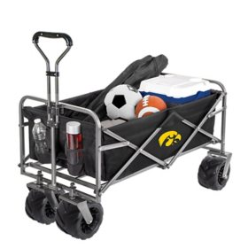 Heavy-Duty Collegiate Wagon - Choose your team