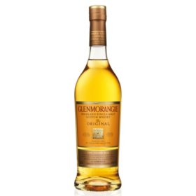 Glenmorangie The Original 10-Year-Old Scotch Whiskey (750ml)