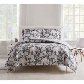 Waverly Rose Toile Oversized 3 Piece Comforter Set (Various Sizes)