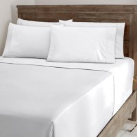 Serta 4-Piece and 6-Piece Sheet Set (Assorted Sizes and Colors)