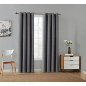 Serta Perfect Sleeper Smart Defense 100% Total Blackout Window Panels (Assorted Colors)
