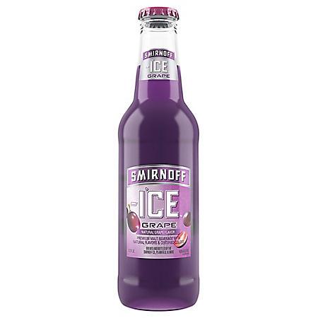 Smirnoff Ice Grape (11.2 oz. bottle, 6 pk.)
