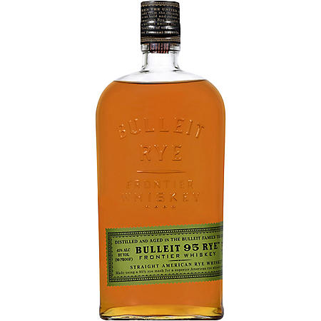 Bulleit Rye Whiskey (750mL)