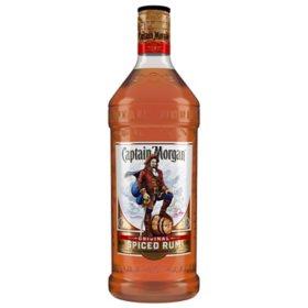 Captain Morgan Spiced Barrel Rum (1.75L)