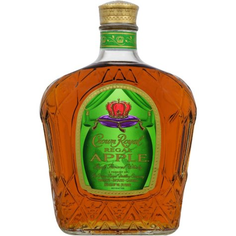 Crown Royal Regal Apple Flavored Whisky (750 ml)