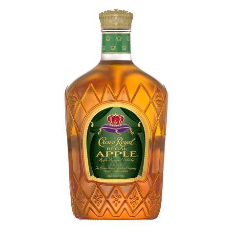 Crown Royal Regal Apple Flavored Whisky (1.75 L)
