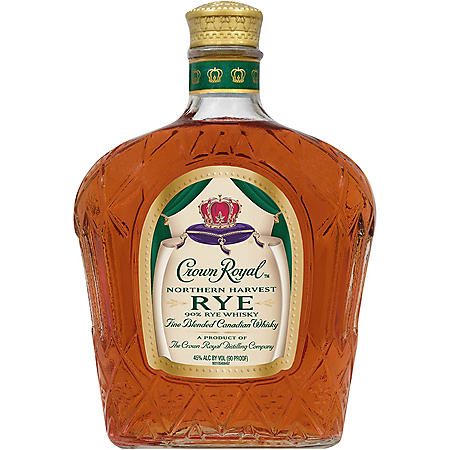 Crown Royal Northern Harvest Rye Blended Canadian Whisky (750mL)