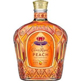 Crown Royal Peach Flavored Whisky (750 ml)