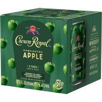Crown Royal Washington Apple (355 ml, 4 pk.)