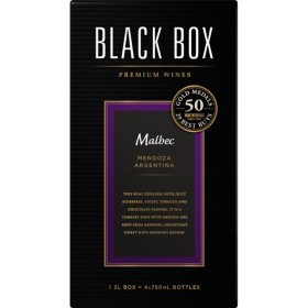 Black Box Malbec (3L box)