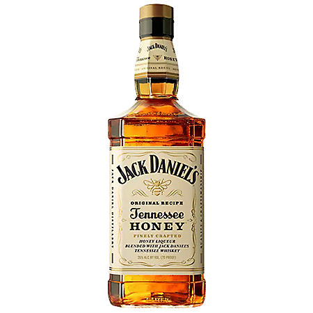 Jack Daniel's Tennessee Honey Whiskey (750 ml)