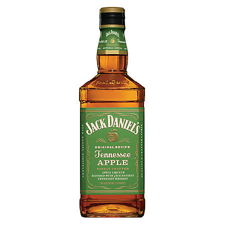 Jack Daniel's Tennessee Apple Whiskey (750 ml)