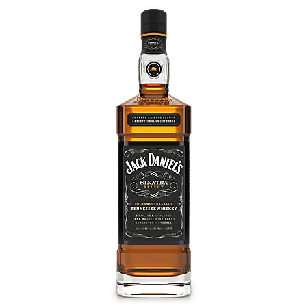 Jack Daniel's Sinatra Select Tennessee Whiskey (1 L)