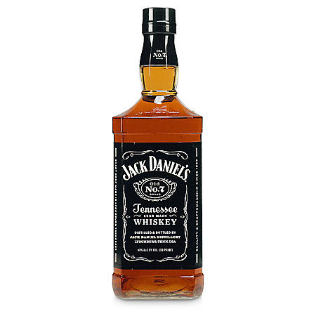 Jack Daniel's Old No. 7 Tennessee Whiskey  (1.75 L)