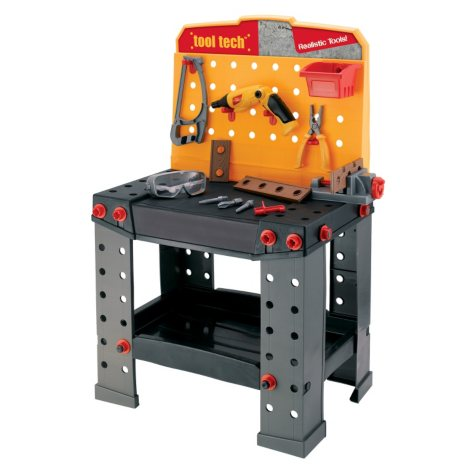 Deluxe Work Bench with Power Screwdriver