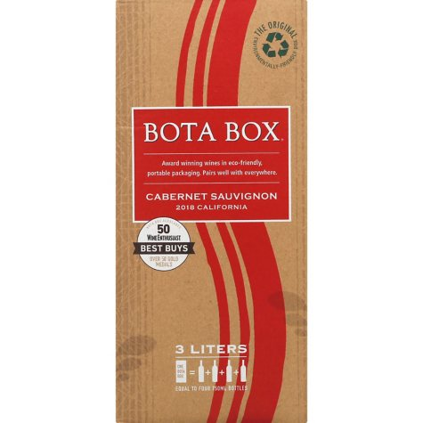 Bota Box Cabernet Sauvignon (3 L)