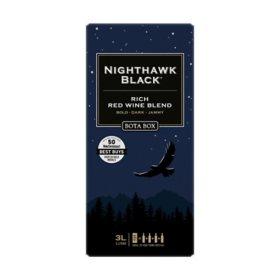 Bota Box Nighthawk Black Red Blend (3 L)