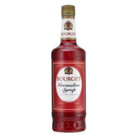 Bourget Granadine Syrup (750 ml)