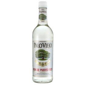 Palo Viejo Ron De Puerto Rico Blanco Rum (1.75 L)