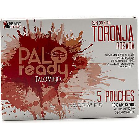 Palo Ready Toronja Rosada (5 pouches, 4 pk.)