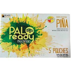 Palo Ready Piña Cocktail (5 pouches, 4 pk.)