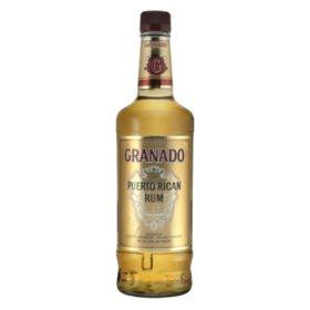 Granado Puerto Rican Rum (750 ml)