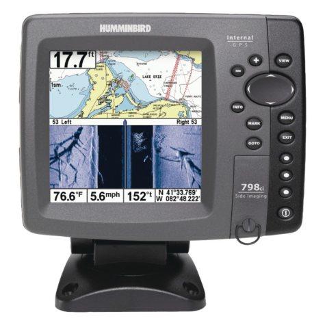 Humminbird 798ci HD Si Gps Color Fishing System