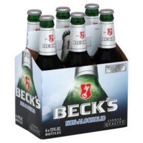 Beck's Non-Alcoholic (12 fl. oz. bottle, 6 pk.)