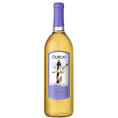Duplin Winery Sweet Muscadine (750 ml)