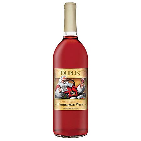 Duplin Winery Christmas Wine (750 ml)