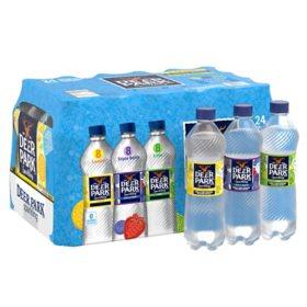 Deer Park Sparkling Spring Water Variety Pack (16.9oz / 24pk)