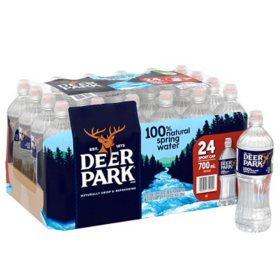 Deer Park Sportcap 100% Natural Spring Water (23.7oz / 24pk)