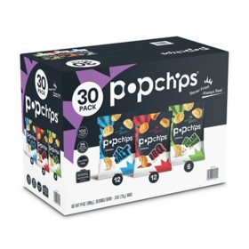 Popchips Variety Box (0.8 oz., 30 ct.)