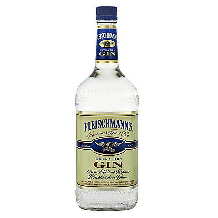 Fleischmann's Extra Dry Gin (1.75 L)