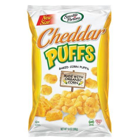 Sensible Portions Cheddar Puffs (14 oz.)